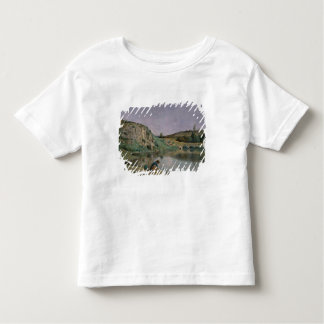 Shore of Lake Bourget Toddler T-shirt