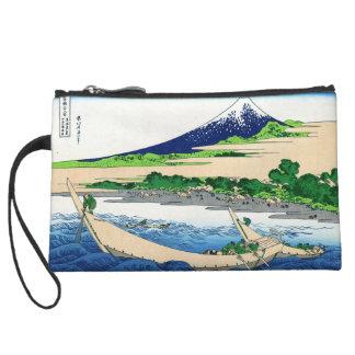 Shore of Tago Bay, Ejiri at Tokaido Hokusai Fuji Wristlet