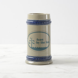 SHORE OVAL bacdac Beer Stein