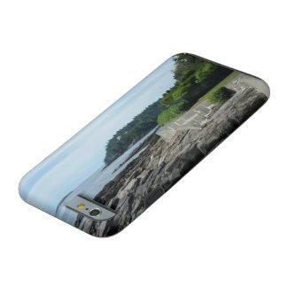 Shore Path, Bar Harbor, Maine iphone 6 case