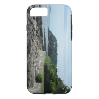 Shore Path, Bar Harbor, Maine iPhone 7 case