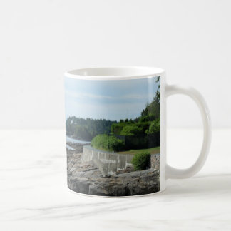 Shore Path, Bar Harbor, Maine Mug