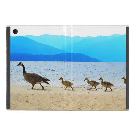 Shore Patrol Canada Geese Case For iPad Mini