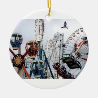 Shore Pier Ornament