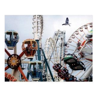 Shore Pier Postcard