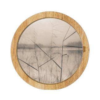 Shore reeds cheese platter