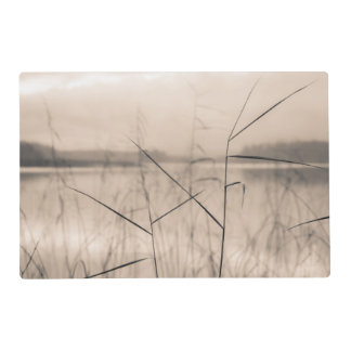 Shore reeds placemat