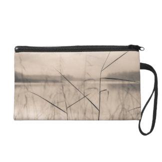 Shore reeds wristlet purse
