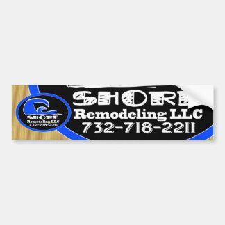 Shore Remodeling LLC - Tim O'Hare Bumper Sticker