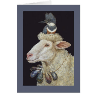Shore Sheep card