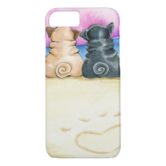 Shore Theyre Love Pugs iPhone 8/7 Case