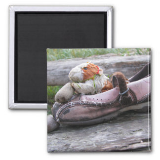 Shore Toy 2 Inch Square Magnet