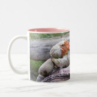 Shore Toy Two-Tone Coffee Mug