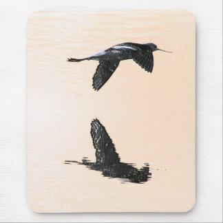 Shorebird Birds Wildlife Animals Avocets Godwits Mouse Pad