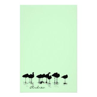 Shorebird Birds Wildlife Animals Beach Ocean Stationery