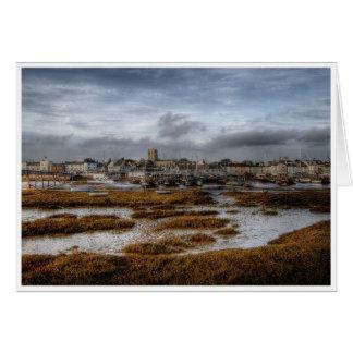Shoreham Harbour Card