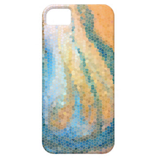 Shoreline Abstract Beach Design iPhone SE/5/5s Case