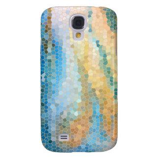 Shoreline Abstract Beach Design Samsung Galaxy S4 Cover