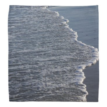 Beach Themed Shoreline Beauty Bandana