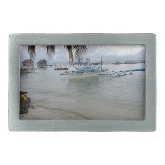 shoreline rectangular belt buckles