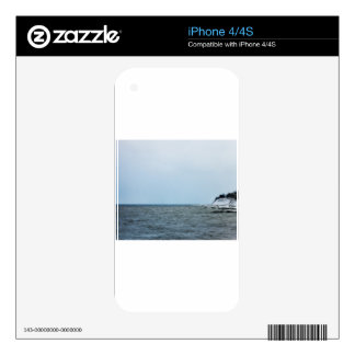 Shoreline Decal For The iPhone 4S