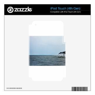 Shoreline iPod Touch 4G Skin