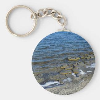 Shoreline Keychain