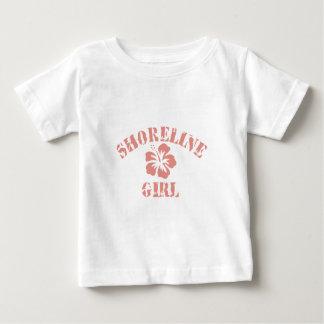 Shoreline Pink Girl T Shirts