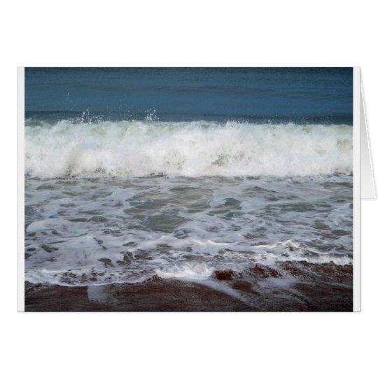 Shoreline Splash Card