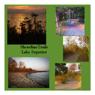 Shoreline Trails Poster