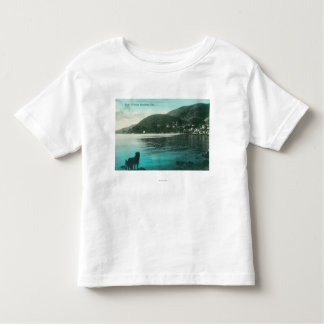 Shoreline View of South SausalitoSausalito, CA Toddler T-shirt