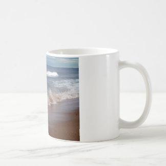 Shoreline Waves Coffee Mug