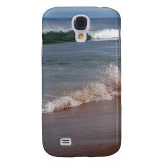 Shoreline Waves Galaxy S4 Cover