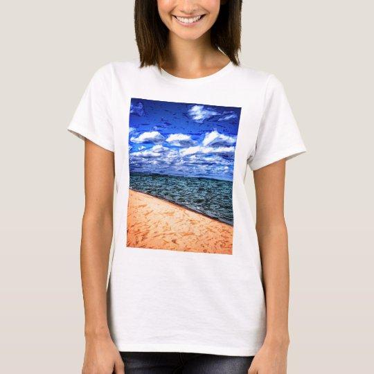 Shores of Lake Superior T-Shirt