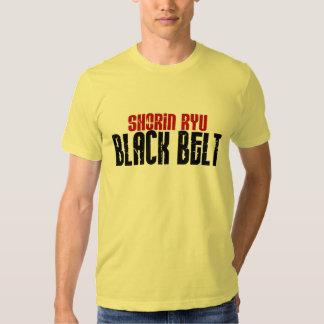 SHORIN RYU Black Belt 3.1 T Shirt