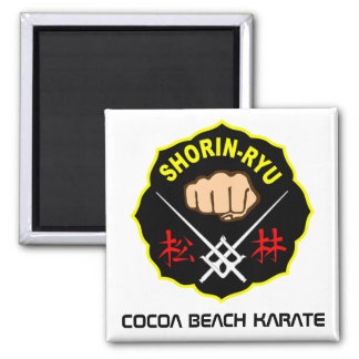 SHORIN RYU MAGNET (SELECT YOUR OWN GROUP NAME)