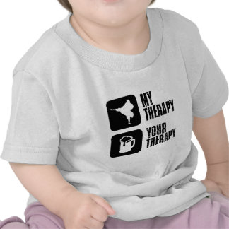 Shorinji-Kempo is my therapy Tshirts