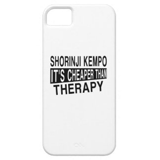 SHORINJI KEMPO IT IS CHEAPER THAN THERAPY iPhone SE/5/5s CASE
