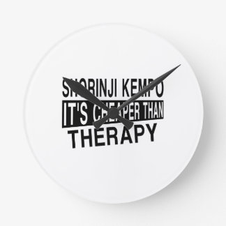 SHORINJI KEMPO IT IS CHEAPER THAN THERAPY ROUND CLOCK