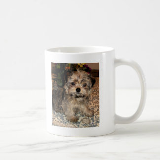 Shorkie Puppy Coffee Mug