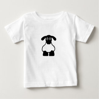 Shorn Sheep Baby Shirt