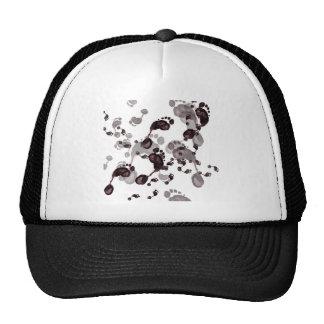 short and long trips trucker hats