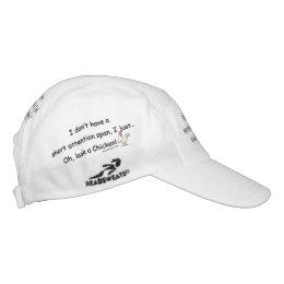 Short Attention Span Chicken Hat