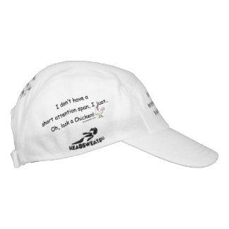 Short Attention Span Chicken Headsweats Hat