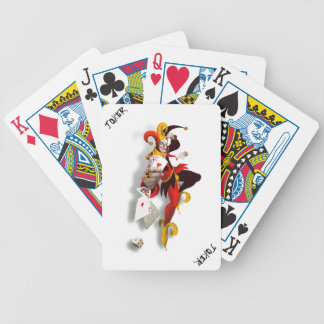 SHORT BICYCLE PLAYING CARDS