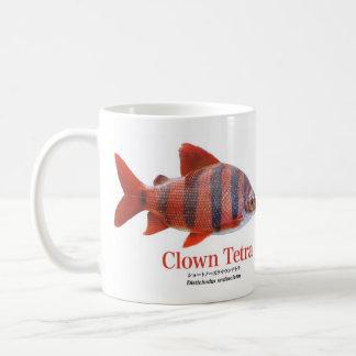 Short circuit nose & Crown tetra- Coffee Mug