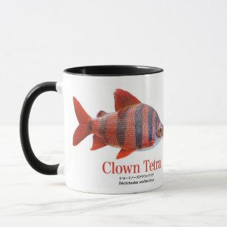 Short circuit nose & Crown tetra- Mug