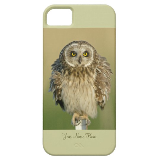 Short-eared Owl - Wildlife iPhone5 Case