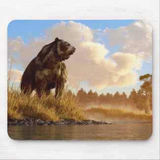 Short Faced Bear Mouse Pad