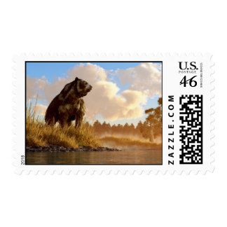 Short Faced Bear Stamps